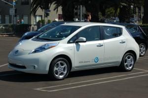Nissan Leaf la voiture électrique