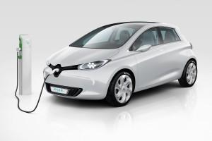 renault-zoe voiture électrique