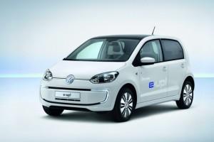 vw e-up  voiture électrique de chez volkswagen