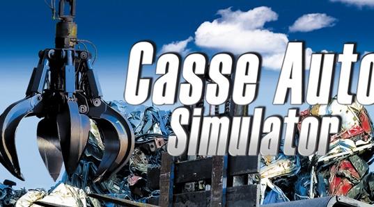 jeu casse auto simulator, jeu de casse de voitures